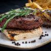 Beef Steak Union Jack Pub