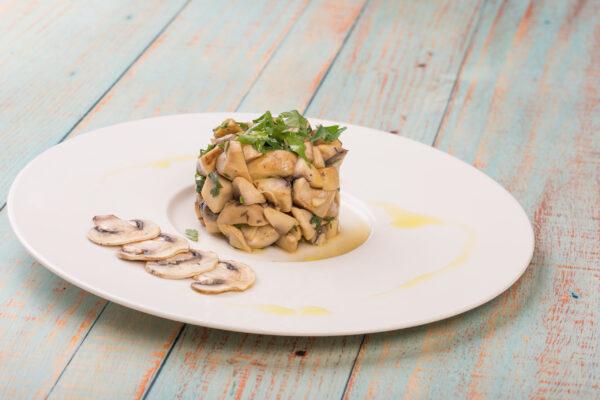 Mushrooms Sote Union Jack Pub