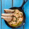 Pil Pil Shrimps Union Jack Pub