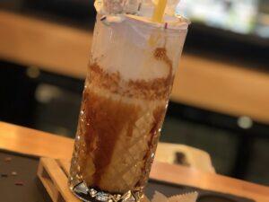 Milkshake Rafaello