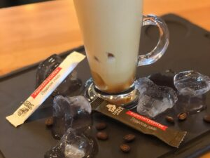 espresso on ice